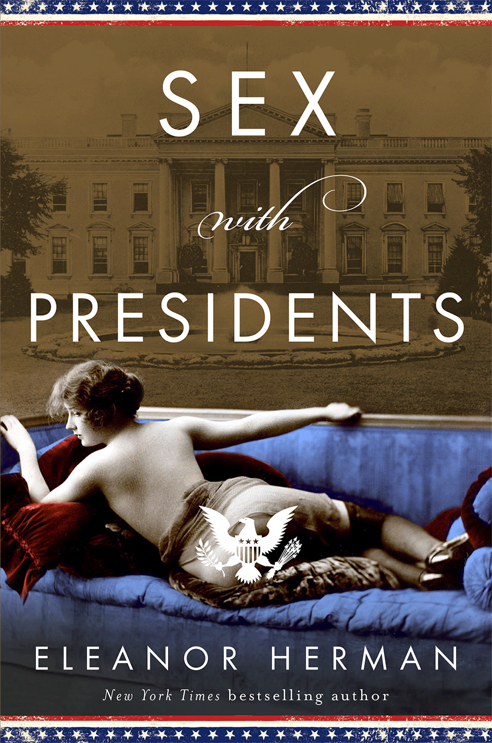 Book cover of Sex with Presidents